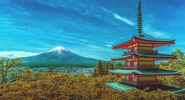 אטרקציות ביפן