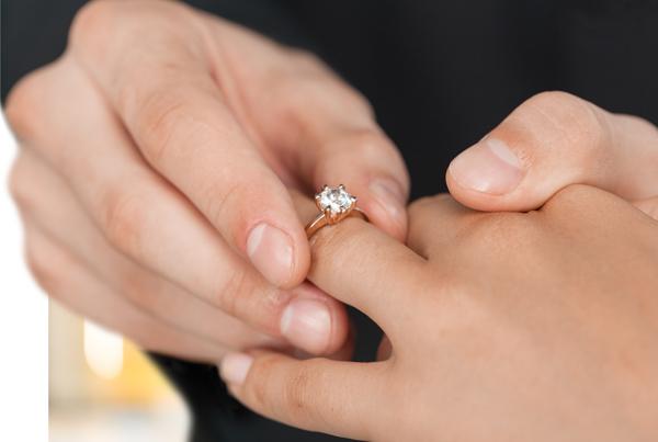 מהי טבעת אירוסין מיוחדת